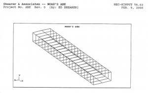 Ark Model for Naval Engineering Analysis
