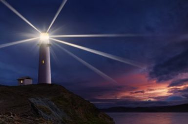 Be a beacon of light!