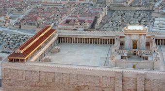 Second Temple in Jerusalem