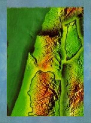 Original land of the northern Kingdom of Israel