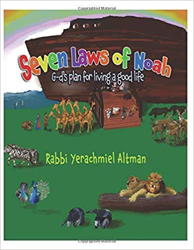 Seven Laws of Noah for children