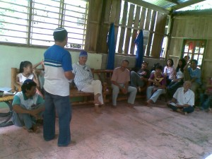 A United Noahide Academies class in the Philippines
