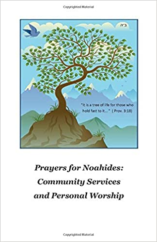 Prayers for Noahide Community Services