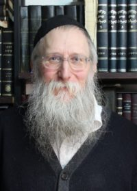 Rabbi Moshe Weiner of Jerusalem