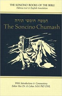 The Soncino Chumash ed. by A. Cohen