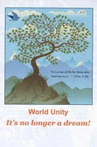 World Unity - It's no longer a dream!